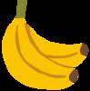カリウム摂取のためバナナを食べることにした