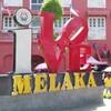 マレーシアのマラッカを散歩