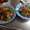 幸運な病のレシピ( 2372 )朝:野菜炒め(ニラ玉入、牛肉)
