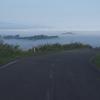 曲がり道は雲の上へ