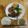 【ビエンチャン】ベトナム系ベジブッフェで代用肉料理を食べまくる
