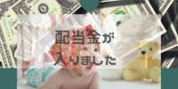 【米国株】2019年1月:VTIから配当金,VYMから配当金