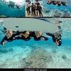 Xmasの沖縄の海!