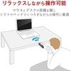 寝ながらマウス操作ができる エレコム マウス ワイヤレス ハンディタイプ Relacon M-RT1DRBK