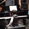 初めてのピアノ発表会☆長男4歳&母