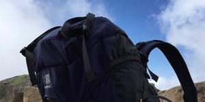 リュックの洗濯してますか?登山用バックパックを丸洗いして手入れする