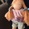 新しい人形!