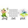 実験 | 画像をtxtファイルから3Dグラフで可視化したい | Python
