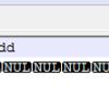 C#でCSVファイル出力時に最後にNULL文字コードが挿入される問題(byte[]変換問題)