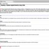 最新のDev channel版のChrome版のChromeでWebGLが動かなくなった時の対処法