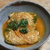 ピーマンの肉詰めスープ煮