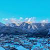 78 鎮まり かえる  里山