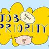 仕事を定時で帰るためのスケジュール法①仕事の「優先順位付け」