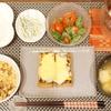 揚げ豆腐のみそマヨチーズ焼きはぬって焼くだけ(;´∀`)