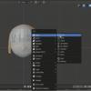 【Blender2.9】簡単キャラクターモデリング制作(髪の毛・後編)【初心者】