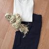 【ユニクロのきれいめ綿ニット】春先の仕事服、今年はこの3着でのりきります。