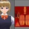 VRoidで美少女アバターを作ったよ