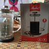 懲りずにメリタさんのコーヒー抽出機具、フレンチプレスを買いました。