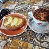 イタリアの甘い朝食のおともに。桑の葉茶