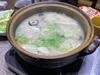 レタス鍋に ふた工夫