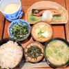 お米屋さんが営むヘルシーでハイレベルな定食【大黒屋】@学芸大学
