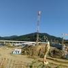 今回のお宿 『萬象閣 敷島』に到着 9月30日
