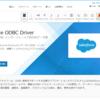 CData ODBC Salesforce Driver で Salesforce レポートの表示が簡単になりました