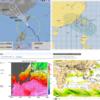 【台風情報】台風11号『バイルー』は24日06時現在で沖縄の南にあって中心気圧は985hPa・最大風速は25m/s・最大瞬間風速は35m/s!今後は台湾を経て中国大陸へ!気象庁・米軍・ECMWFの進路予想は?台風12号の卵も存在!