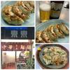 江戸川区平井「東東」の焼餃子とウマ煮餃子