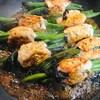 きのこ団子で包む金時草とインゲン【加賀野菜ときのこのコラボレシピ】