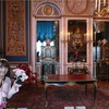 ルーブル美術館♪ミラーに誰か写ってる((((;゚Д゚)))))))ハネムーン旅行記♪