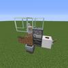 マイクラ 羊の半自動毛刈り回収装置を作る!