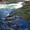 「オケレ・フォールズ」~ロトルアに入る手前にある滝でマイナスイオンたっぷりと!!