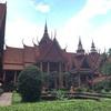 カンボジアより帰国しました!