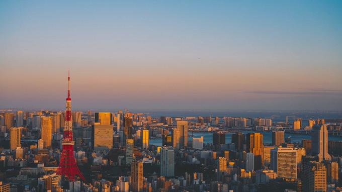【東京】映画のワンシーンのような光と影の情景を探す旅