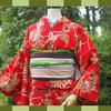 【着物 帯】半幅帯・サッシュベルト 作り方  洋裁 リメイク 西陣の帯 酒井守