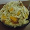 【黒岩黒砂糖剉冰】マンゴーが最高に美味しい沖縄産黒糖を使ったかき氷【行天宮】