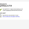 How to install Symfony.