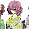 【EA-HANA-Dev.Edition】イカHANA三姉妹の1ポジ版ができました