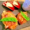 春のスクランブルベーコンエッグトースト