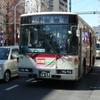 別れのブルース関東バス3扉車