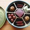 まるでお菓子の宝石箱!バレンタインチョコの空き缶でお菓子パレットを作ってみた