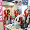 何で、チャンバラ? 茅ヶ崎・ホノルル姉妹都市提携