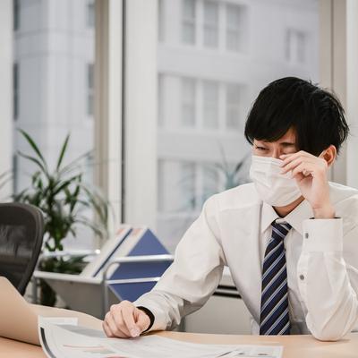 業務効率を低下させる花粉症……医師に聞く「最善の対策」