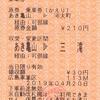 往復乗車券の区間変更後の有効日数(旅客規則第246条)