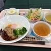中部大学 応用生物学部 食品栄養科学科 開発の「A定食 夏☆ロコモコ」を食べてみた。