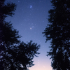 八ヶ岳南麓の星空
