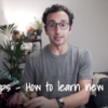 Youtube review Ali Abdaal learn tips - How to learn new content: 新しい物事の学び方