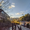 早朝に不動滝を見てから五所神社をお参りして、フォーシーズンベーカリーへパンを買いに行ってみた。(神奈川県足柄下郡湯河原町)