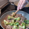 Beef and Blooming Broccoli